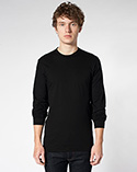 2007W - Imported Fine Jersey Long Sleeve T-Shirt