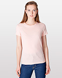 2102 - Fine Jersey Short Sleeve Women's T