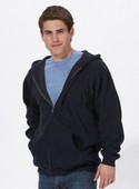 400Z - Super Heavy Full-Zip Hooded Sweatshirt