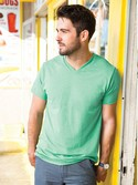 5300 - Adult Jersey V-Neck Tee