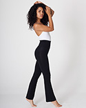 8300 - Cotton Spandex Jersey Yoga Pant