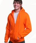 B900 - Full Zipper Fleece with Hood