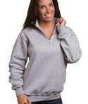 B920 - 1 / 4 Zipper Fleece