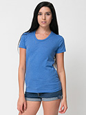 BB301 - Poly-Cotton Short Sleeve Women's T