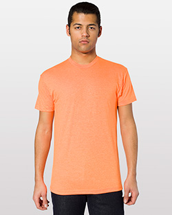 BB401 - Poly-Cotton Short Sleeve Crew Neck