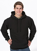 J4997 - Super Sweats<sup>&reg;</sup> Hooded Pullover Sweatshirt