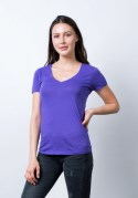 LC1125 - Juniors V-Neck T-Shirt