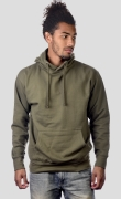 M2600A - Premium Hooded Pullover Sweatshirt