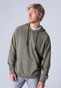 M2630 - French Terry Hooded Pullover Sweatshirt