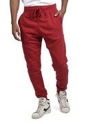 M7580 - Premium Fleece Jogger Pants w/ Rib Crotch Gusset