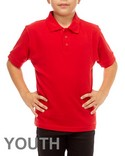 P1002 - ALL POLO Youth Piqué Polo Shirt