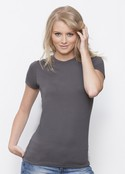 ST1210 - Womens Crew Neck Short Sleeve Shirt