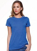 ST1510 - Women's Tri-Blend Crew Neck T-Shirt