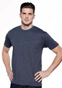 ST2410 - CVC Poly-Cotton Crew Neck Short Sleeve T-Shirt