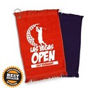 T100 - Fingertip Towel Fringed End