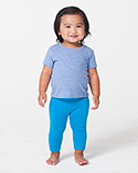 TR005W - Imported Infant Tri-Blend Short Sleeve T-Shirt