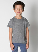 TR101W - Imported Kids Tri-Blend Short Sleeve T