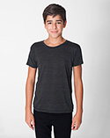 TR201W - Imported Youth Tri-Blend Short Sleeve T
