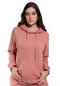 W2280 - Women's French Terry Pullover Hoodie